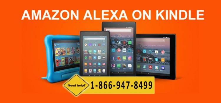 Alexa on Kindle Fire
