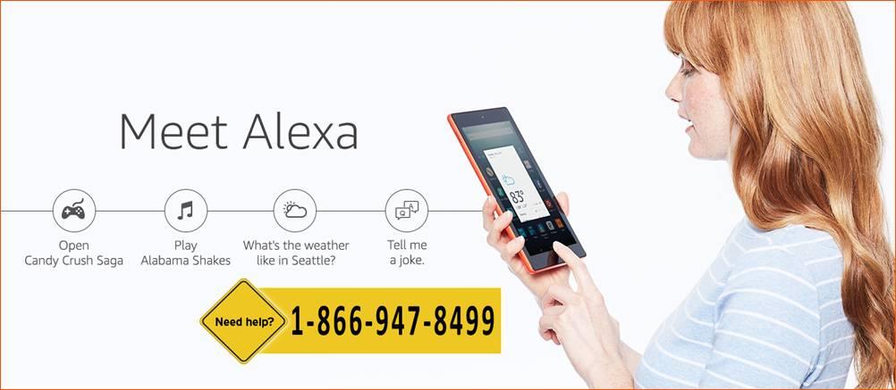 Amazon Alexa on Kindle Fire