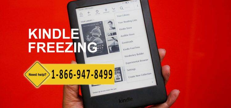 Fix Kindle Frozen Problem on PaperWhite and Fire Tablet