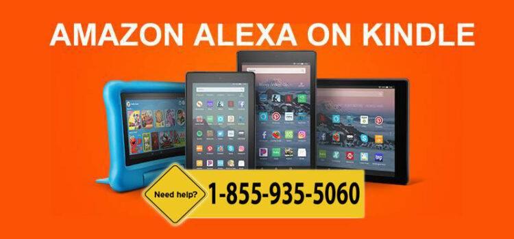 Alexa on Kindle Fire
