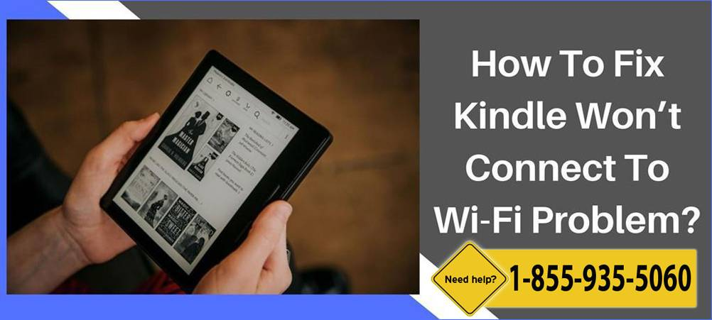 Connect Kindle To WiFi Network