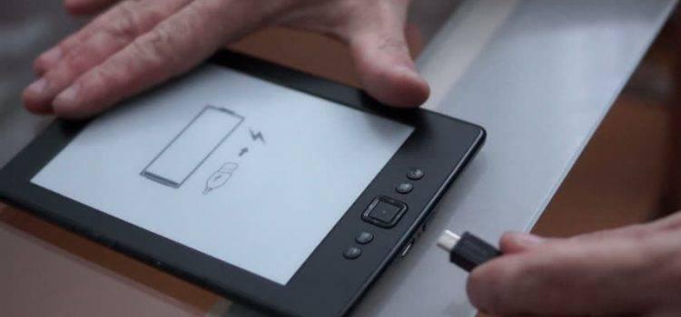 Kindle Battery Drainage