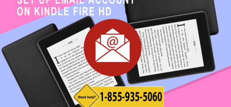 Kindle Email Setup