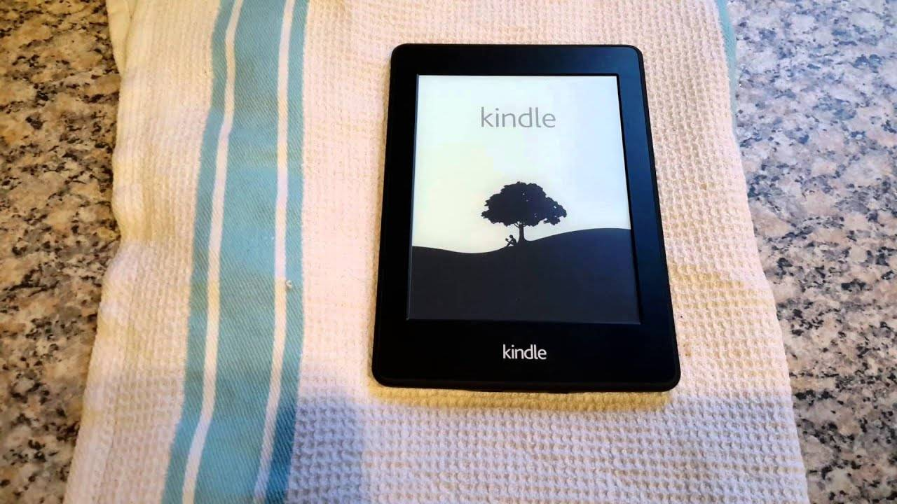 Kindle Frozen