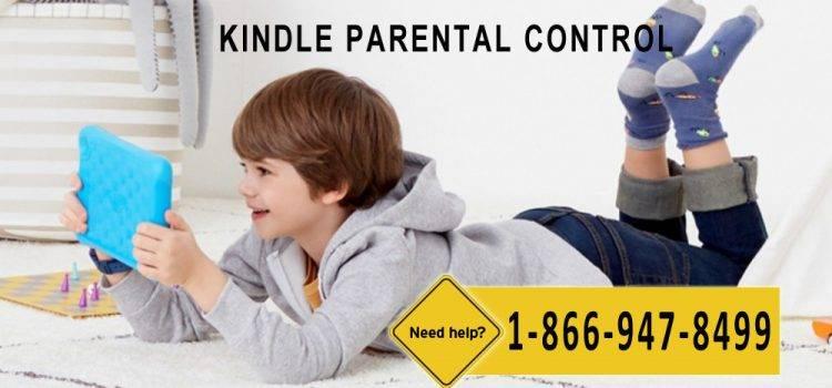Reset Kindle Parental Control Password