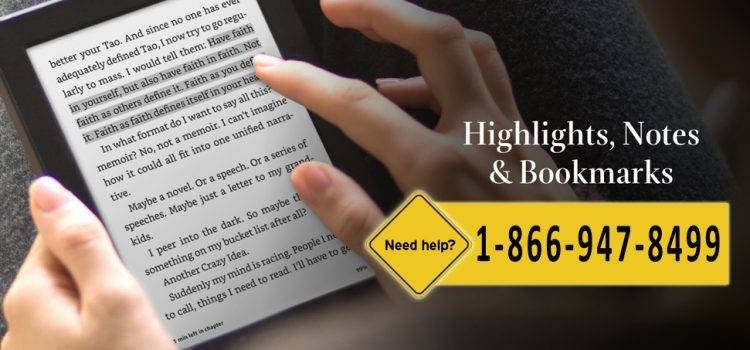 Kindle Bookmarks and Notes