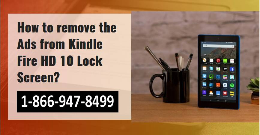 Remove Ads From Kindle Fire