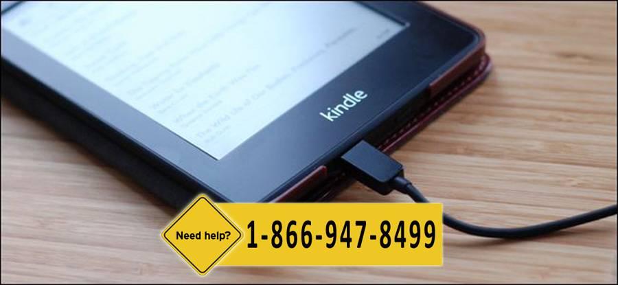 Kindle Won't Charge