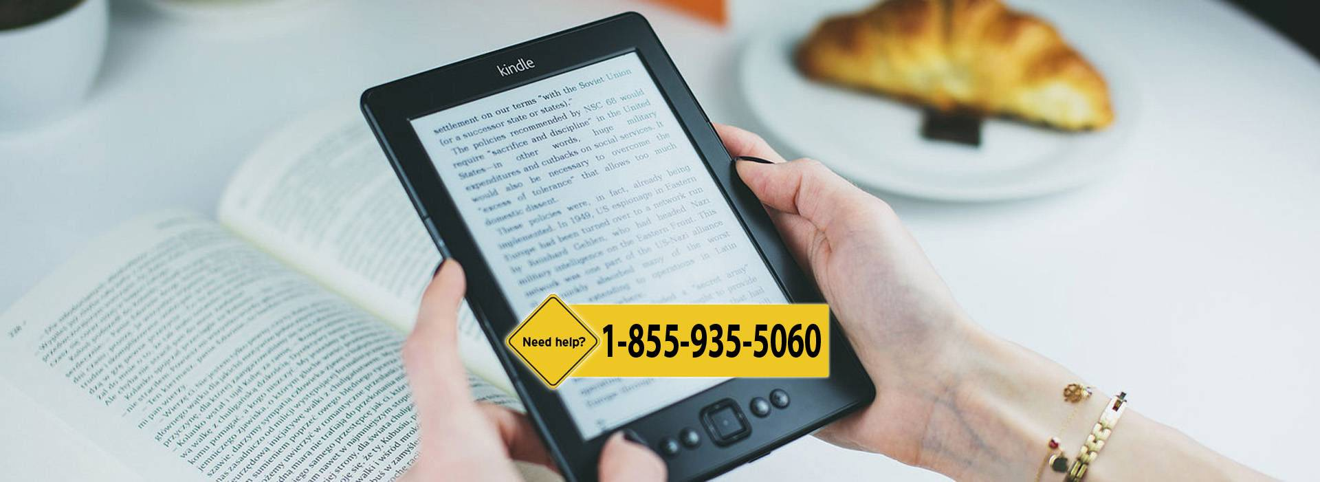 Amazon Kindle Support For Fire Device Call 1-855-935-5060