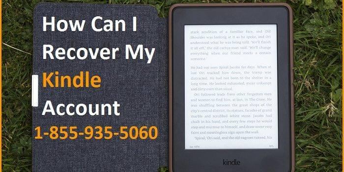 My-Kindle-Account