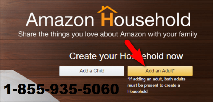 Amazon-Household-Account