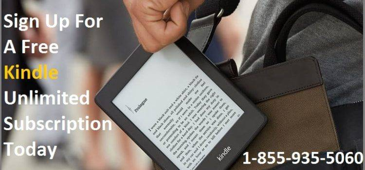 Kindle-Unlimited-Subscription