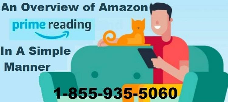 An Overview of Amazon Prime Reading In A Simple Manner