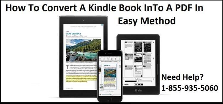 Kindle-Book-Into-A-PDF